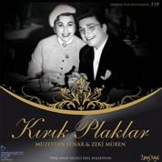 Müzeyyen Senar, Zeki Müren: Kırık Plaklar - CD