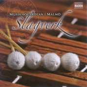 Çeşitli Sanatçılar: Percussion Music - Becker, B. / Yuyama, A. / Kopetzki, E. / Zivkovic, N.J. (Malmo Academy of Music) (Slagverk) - CD
