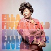 Ella Fitzgerald: Sings Ballads for Lovers - CD