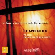 Les Arts Florissants, William Christie: Charpentier: Te Deum, Grand Office Des Morts - CD