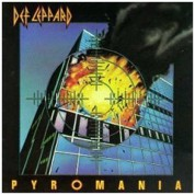 Def Leppard: Pyromania (Limited Edition - Red Vinyl) - Plak