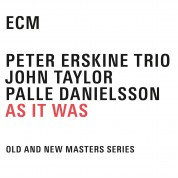 Peter Erskine: As It Was - CD