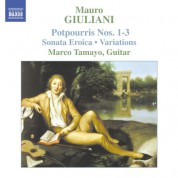 Giuliani: Guitar Music, Vol. 2 - CD