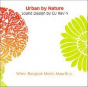 DJ Ravin: Urban by Nature - CD