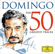 Plácido Domingo: 50 Greatest Tracks - CD