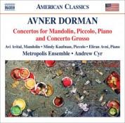 Andrew Cyr: Dorman, A.: Concertos - CD