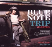 Çeşitli Sanatçılar: Blue Note Trip 8: Fly High - Swing Low - CD