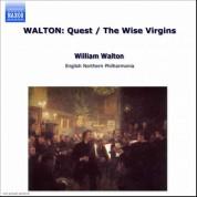 David Lloyd-Jones: Walton: Quest - The Wise Virgins - CD