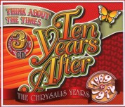Ten Years After: The Chrysalis Years (1969-72) - CD