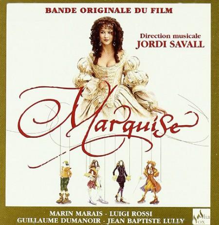 Jordi Savall, Le Concert des Nations: OST - Marquise - CD
