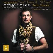 Max Emmanuel Cencic: Max Emanuel Cencic - Händel Mezzo-Soprano Opera Arias - CD