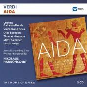 Nikolaus Harnoncourt, Wiener Philharmoniker, Arnold Schoenberg Choir, Cristina Gallardo-Domas, Vincenzo La Scola: Verdi: Aida - CD