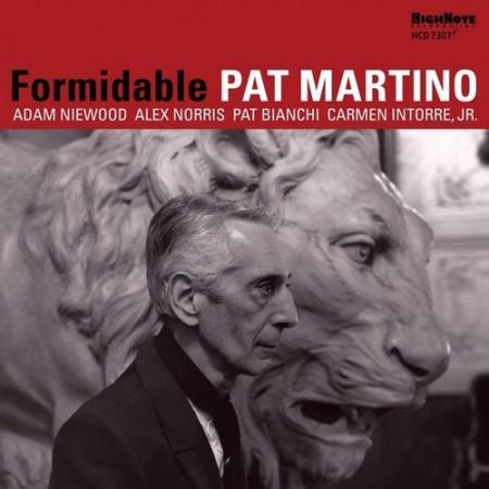 Pat Martino: Formidable - CD