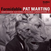 Pat Martino: Formidable - CD