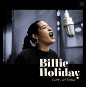 Billie Holiday: Lady In Satin - Plak