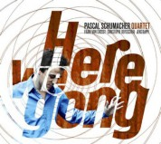 Pascal Schumacher: Here We Gong - CD