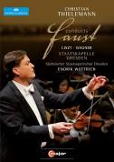 Endrik Wottrich, Staatskapelle Dresden, Christian Thielemann: Wagner, Liszt: A Faust Overture, A Faust Sym. - DVD