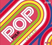 Çeşitli Sanatçılar: Leblebi Pop Folk 1/2 - CD