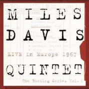 Miles Davis: Bootleg Series 1 - Live In Europe 1967 - Plak