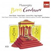 Martti Talvela, Nicolai Gedda, Leonard Mróz, Aage Haugland: Mussorgsky: Boris Godunov - CD