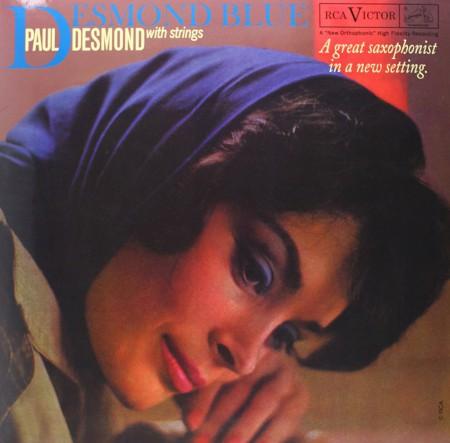 Paul Desmond: Desmond Blue - CD