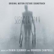 Ramin Djawadi, Brandon Campbell: Slender Man (Limited Numbered Edition - Transparent/Black Swirl Vinyl) - Plak