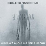 Ramin Djawadi, Brandon Campbell: Slender Man (Limited Numbered Edition - Transparent/Black Swirl Vinyl) - Plak