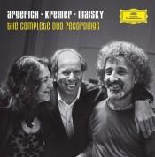 Martha Argerich, Gidon Kremer, Mischa Maisky: Argerich, Kremer, Maisky - The Complete Duo Recordings - CD