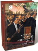 Çeşitli Sanatçılar: A Guide to Musical Instruments (Vol.2) 1800-19 - CD