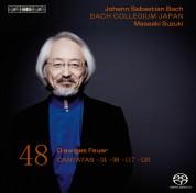 Bach Collegium Japan, Masaaki Suzuki: J.S. Bach: Cantatas, Vol. 48 (Cantatas from Leipzig 1727–29) - SACD