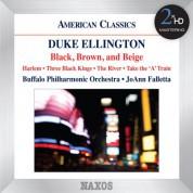 Buffalo Philharmonic Orchestra, JoAnn Falletta: Ellington: Black, Brown and Beige - CD
