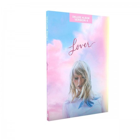 Taylor Swift: Lover (Deluxe Album Version 4) - CD
