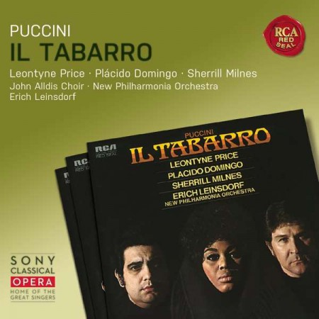 Leontyne Price, Plácido Domingo, Sherrill Milnes, Erich Leinsdorf: Puccini: Il Tabarro - CD