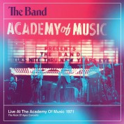 Band: Live At The Academy Of Music 1971 - CD