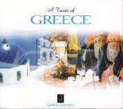 Çeşitli Sanatçılar: A Taste of Greece - CD