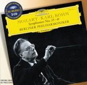 Berliner Philharmoniker, Karl Böhm: Mozart: Symphonies 35, 36, 38, 39, 40, 41 - CD