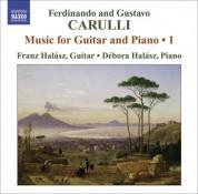 Franz Halasz: Carulli, F.: Guitar and Piano Music, Vol. 1 - CD