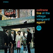 John Coltrane: Live At The Village Vanguard Again! - CD