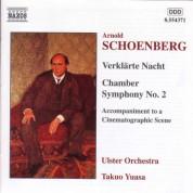 Schoenberg: Verklarte Nacht / Chamber Symphony No. 2 - CD