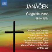 Antoni Wit: Janacek: Glagolitic Mass - Sinfonietta - CD