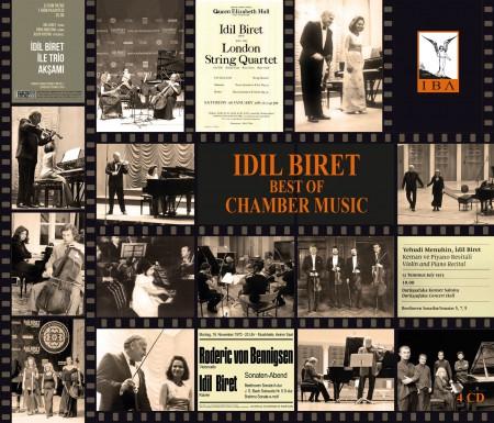 İdil Biret - Best Of Chamber Music - CD