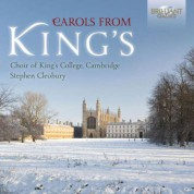 The Choir of King's College Cambridge, Stephen Cleobury: Carols from Kings - CD