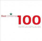 Çeşitli Sanatçılar: Best 100 - Christmas - CD