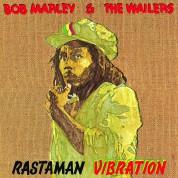 Bob Marley & The Wailers: Rastaman Vibration - Plak