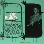 Art Blakey: A Night at Birdland - Plak