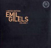 Emil Gilels, USSR State Radio and Television Symphony Orchestra, Yevgeni Svetlanov: Emil Gilels Vol.1 - Plak