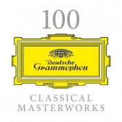 Çeşitli Sanatçılar: 100 Classical Masterworks - CD
