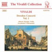 Vivaldi: Dresden Concertos, Vol.  1 - CD