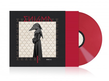 Enigma: MCMXC A.D. (Limited-Edition - Red Vinyl) - Plak