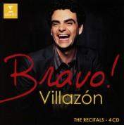 Rolando Villazón: Bravo! Villazón: The Recitals - CD